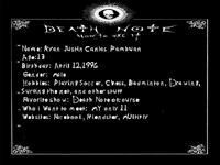 DEATH NOTE - 1