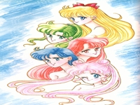 Sailor Moon - 1
