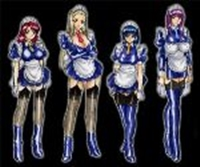 Bondage Game - Shinsou no Reijoutachi