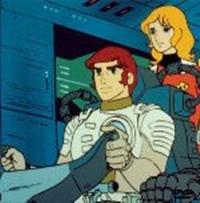 Captain Future Kareinaru Taiyoukei Race