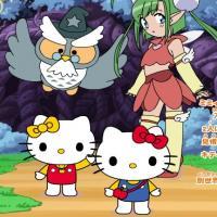 Hello Kitty Ringo no Mori to Parallel Town