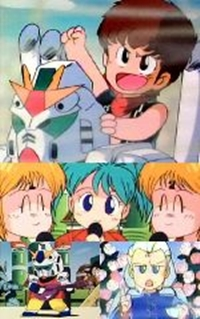 Kidou Senshi SD Gundam no Gyakushuu: Arashi o Yobu Gakuensai
