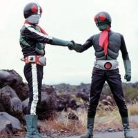 Kamen Rider tai Shocker