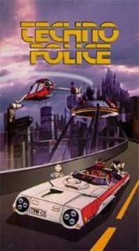 Techno Police 21C